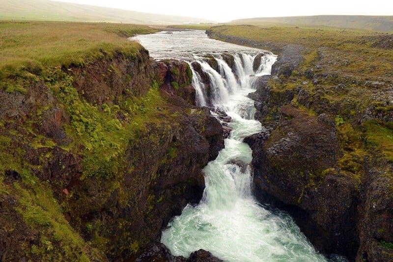 Kolufossar, Iceland tours