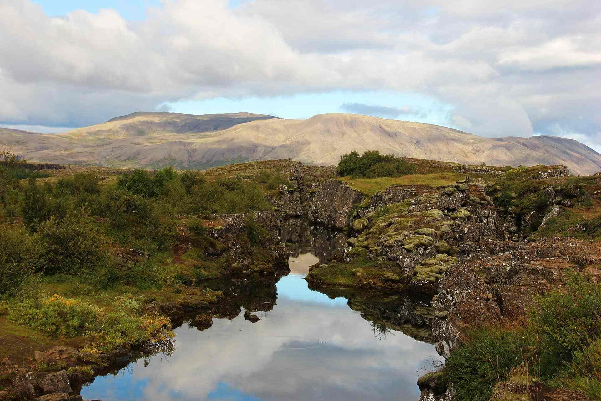 Þingvellir, Trips to Iceland