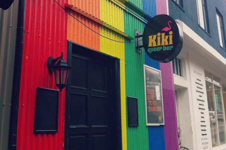 Kiki Queer Bar, Trips to Iceland