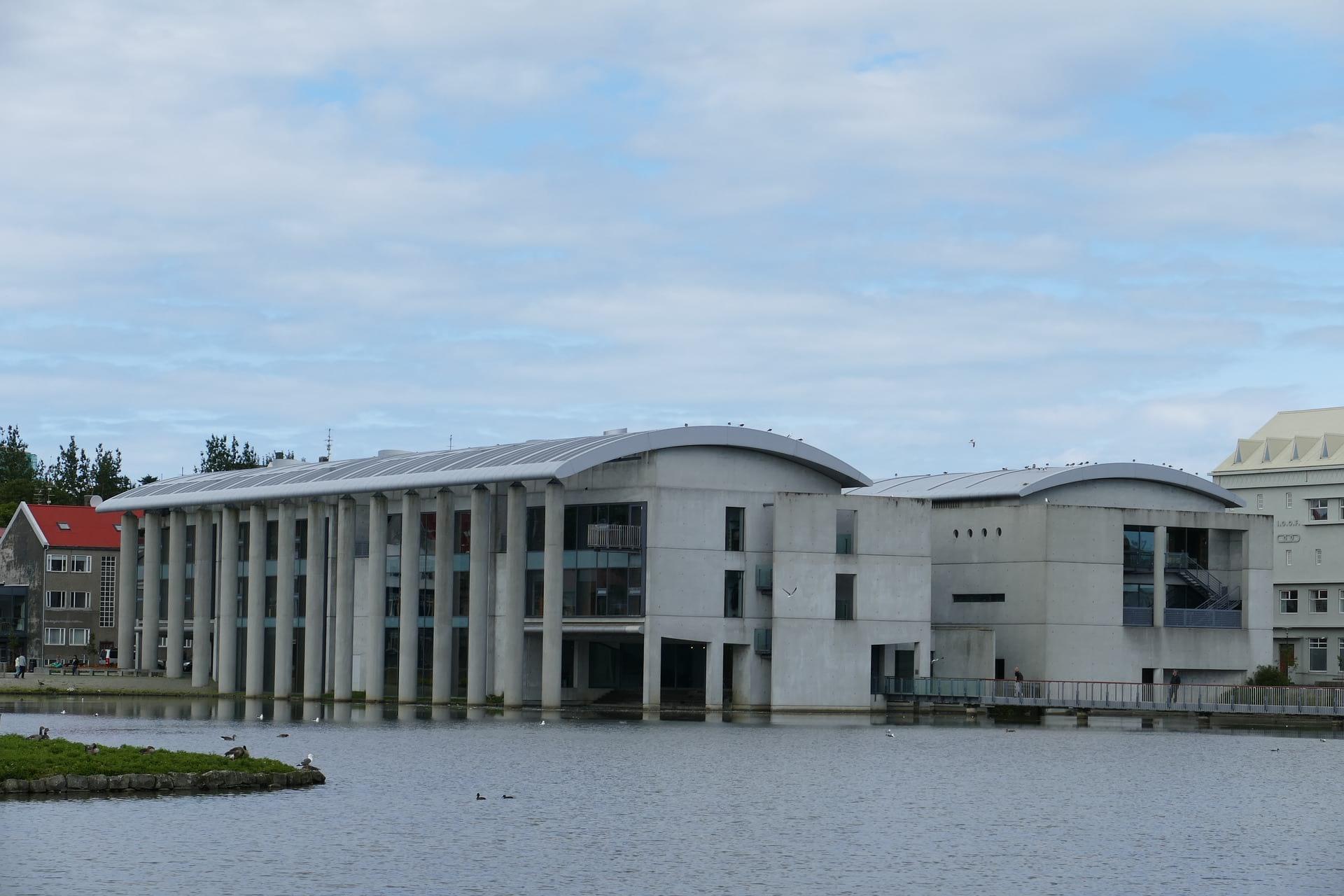 City Hall Reykjavik