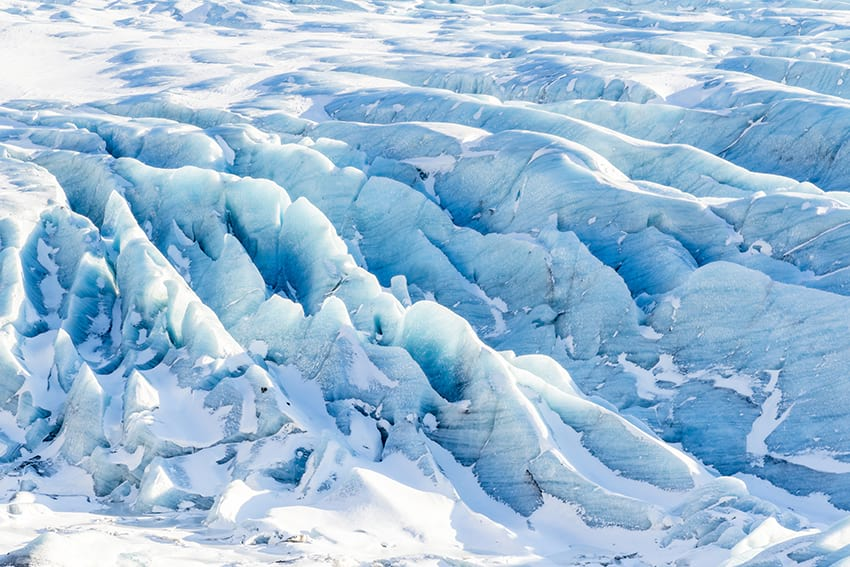 Svínafellsjökull glacier Game of Thrones Iceland