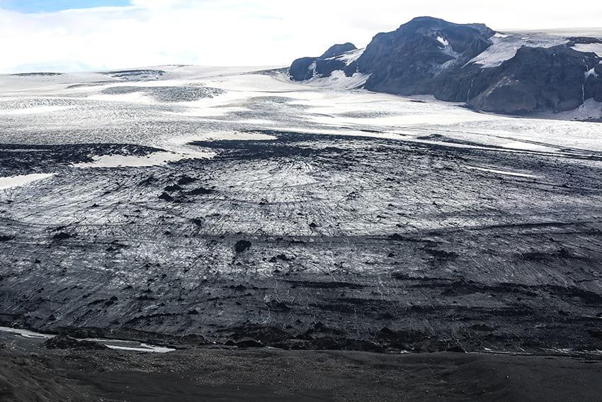Vatnajökull glacier South Coast Iceland