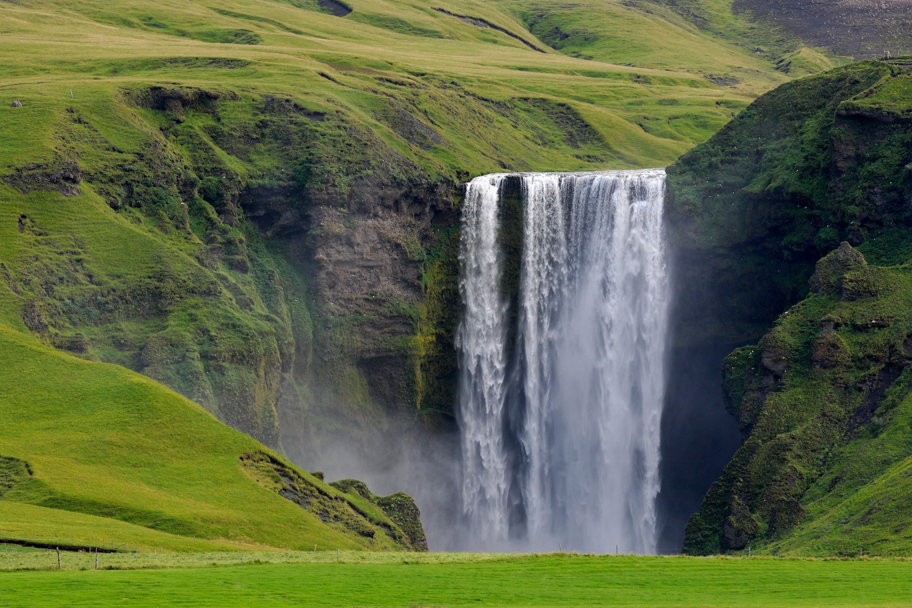 Skógafoss, Iceland short breaks